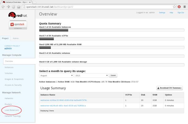 loadbalancer_menu_option